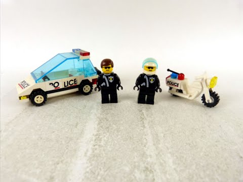 LEGO Town - Speed Tracker - Review - Set: 6625