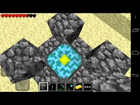 Minecraft PE: How to build the Nether Reactor