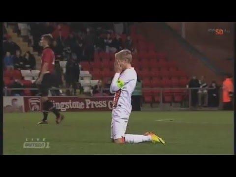 Гол Зинченко в ворота Манчестер Юнайтед