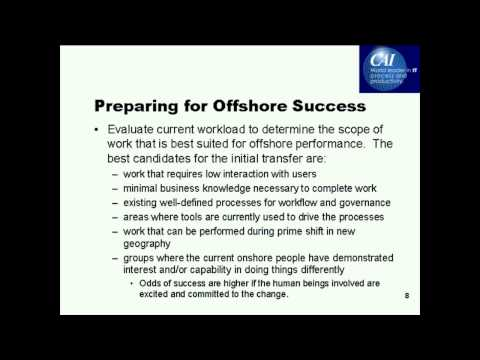 How to Effectively Lead an Offshore Team - Part 2 (A Case Study)