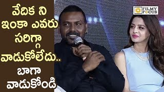Raghava Lawrence Praises Vedhika Dance Moves and Talents | Kanchana 3 Movie Team Interview
