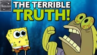 Spongebob: The Crazy Chocolate Guy SOLVED! - Chocolate With Nuts
