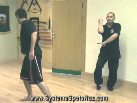 Knife Fighting Techniques   Martial Arts Training   Systema Image 1