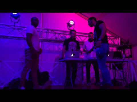 BDC2016: Liran with Juanma and several others TBT ~ video by Zouk Soul