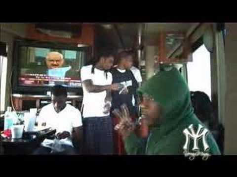 Lil Wayne & Young Money: On Tha Bus Part 2