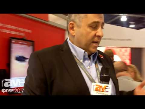 DSE 2017: Barco Explains X20 Content Management Digital Signage Platform Solution Software