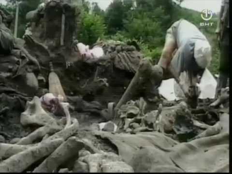 Srebrenica Genocide Massacre 3/17 English and Bosnian Language