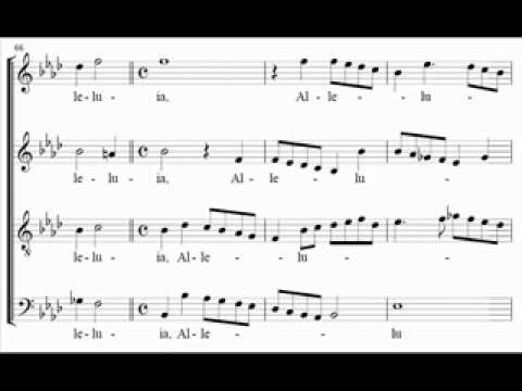 Виктория, Томас Луис де - O magnum mysterium (a 4)