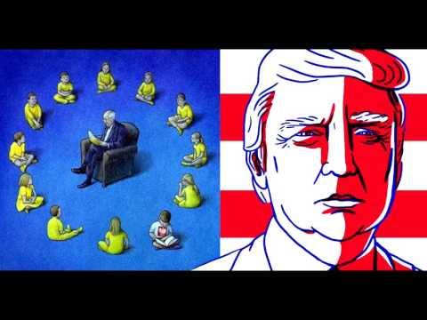 Komunikat Ministerstwa Prawdy Nr 641: Trump W Warszawie