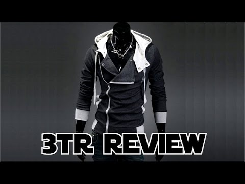 Assassin's Creed 3 Hoodie Top Coat - 3TR Review