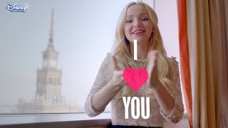 Dove Cameron | A Day In The Life | Official Disney Channel UK