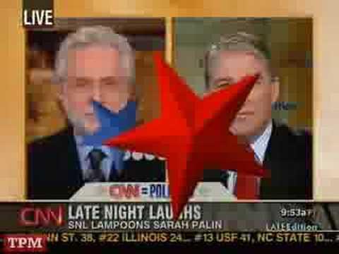 CNN Laughs It Up Over Sarah Palin Interview