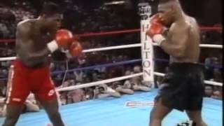 """Iron"" Mike Tyson vs Frank Bruno - I (1989-02-25)"