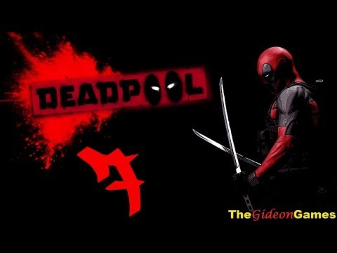 Прохождение Deadpool [HD] - Часть 7 (Смерть! Я скучал по тебе, мой костлявый кексик!)