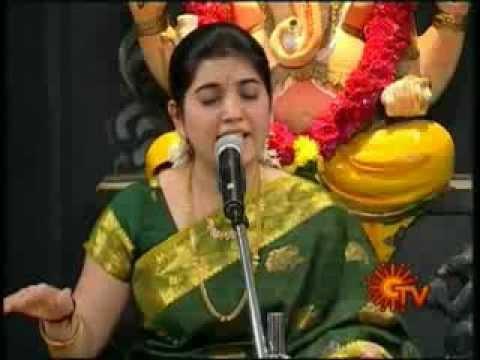 Carnatic Music - Azhagu Deivamaga- Shobana Vignesh