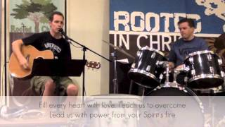 Breakthrough - J. Brian Craig new original song - rehearsal recording