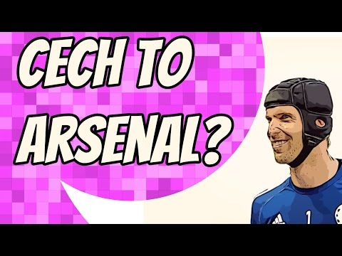 Chelsea agree to sell Petr Cech to Arsenal