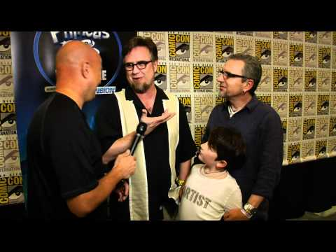 Swampy Marsh Dan Povenmire interview for Phineas and Ferb the movie Across the 2nd Dimension