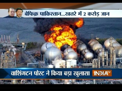 Outcry and Fear as Pakistan Builds New Nuclear Reactors in Karachi - India TV