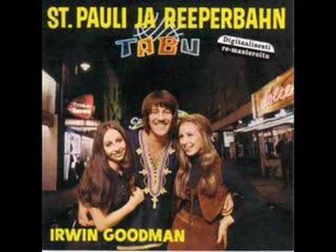 Irwin Goodman - St Pauli Ja Reeperbahn
