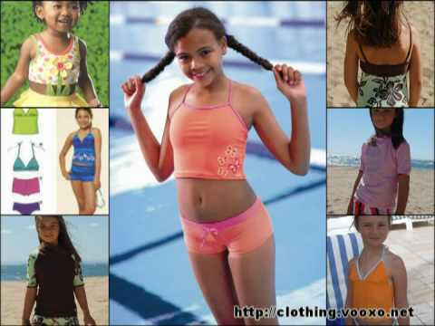 Children Swimwear That Makes a Splash!