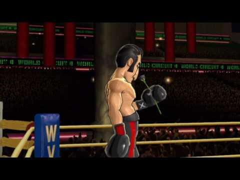 Punch Out!! Wii - Title Defense: Little Mac vs. Great Tiger, and Don Flamenco