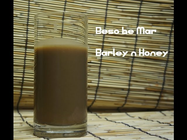 Ethiopian Beso be Mar Drink  - Amharic Recipe Barley & Honey