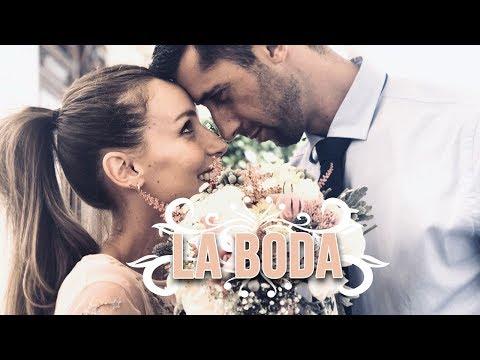 LA BODA + GET READY WITH ME BODA | Vlog Fátima Cantó
