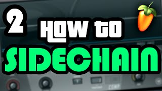 Aces Teaches: How To Sidechain Part 2 (Fruity Limiter) [FL Studio]