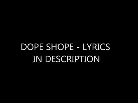 Dope Shope - YO YO Honey Singh and Deep Money - LYRICS