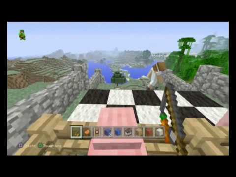 Minecraft course de cochon youtube - Minecraft cochon ...