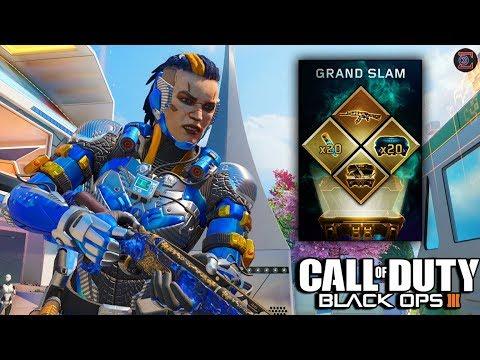 60/125 WINS for GRAND SLAMMED in Call of Duty Black Ops 3