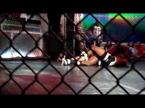 MMA Fights 2013 Ralph Delinois - Round 2