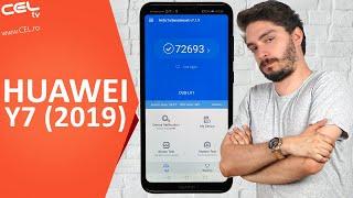 Huawei Y7 (2019) | EMUI la dietă | Unboxing & Review CEL.ro