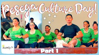 PESEGA COLLEGE CULTURE DAY PART 1 | SAMOAN VLOG | Episode 85 A
