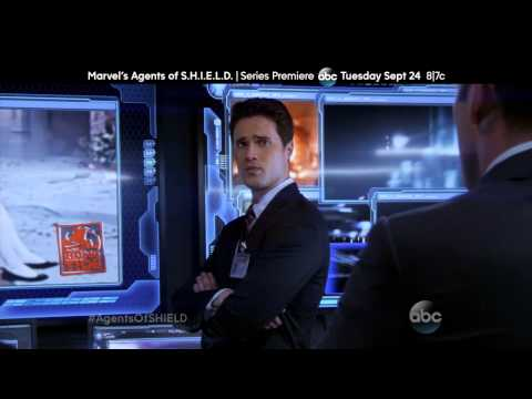 Marvel's Agents of S.H.I.E.L.D. - TV Spot 1