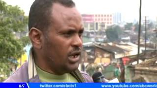 Legal residents in Addis claim forced to display for dev't
