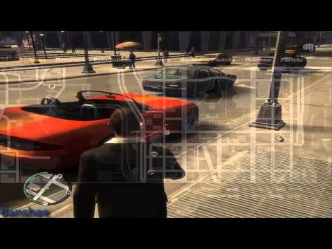 GTA IV - Robo de 30 Autos para Stevie (Vehiculos en perfecto estado) - HD