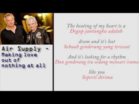 download lagu Air Supply -  Making Love Out Of Nothing gratis