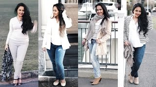 Fall & Spring Lookbook | What To Wear In Paris | How To Look Chic