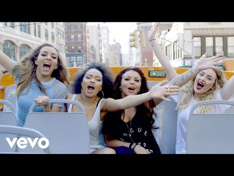 Little Mix - Becoming (vevo Lift): Brought To You By Mcdonald's video