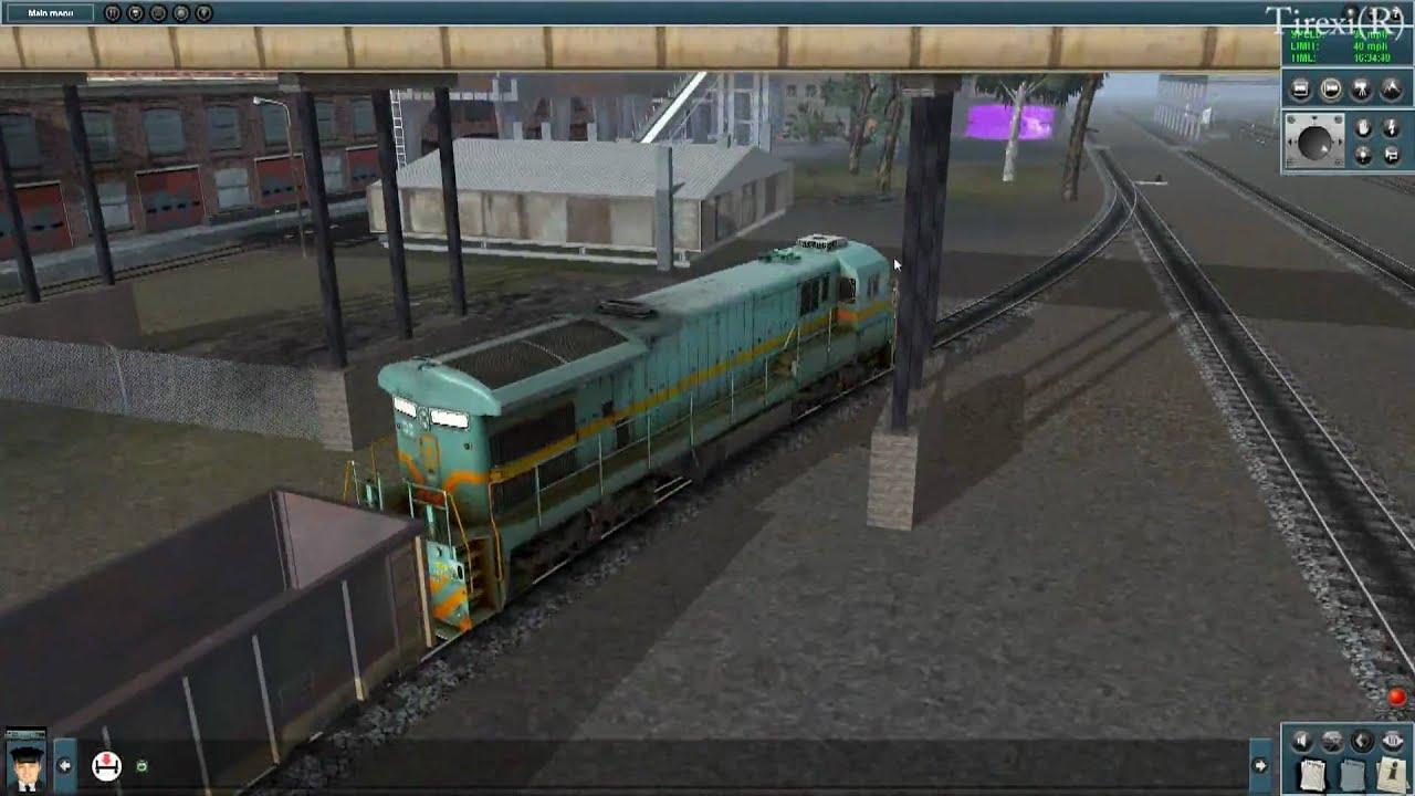 Trainz Simulator 2010 Engineers Edition Gameplay Youtube
