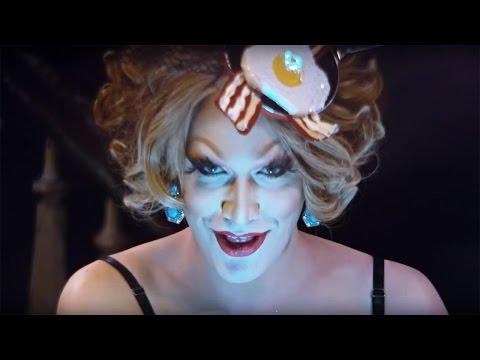 Jinkx Monsoon - The Bacon Shake (feat. Fred Schneider) video