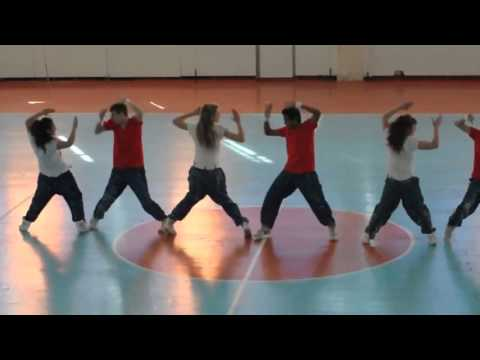 Танцы - Хип-хоп, фанк. Чемпионат Украины (Команды Луганска и Донецка)