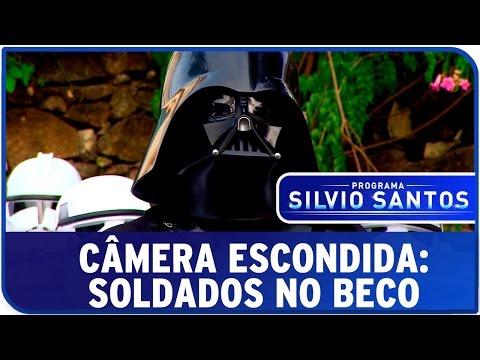 Câmera Escondida: Soldados no Beco