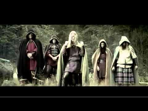 Ensiferum - From Afar (Official Music Video)