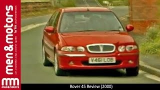 Rover 45 Review (2000)