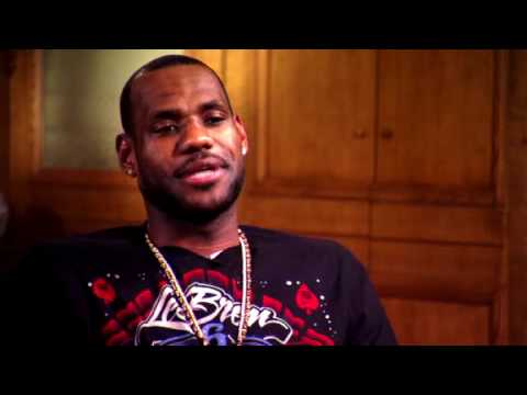 LeBron James ABC Halftime Interview (4.12.09)