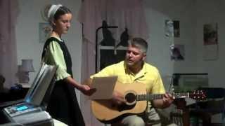 Stormy Waters - Singer David Miller - Mari Beth Lapp