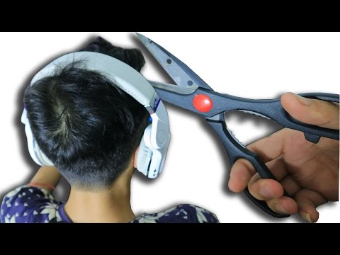 NTN - Trò Đùa Cắt Tóc Thằng Em ( Prank Haircuts )
